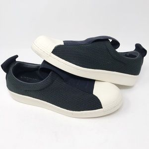 best service c0f12 7a727 Women Adidas Superstar Slip On Shoes on Poshmark